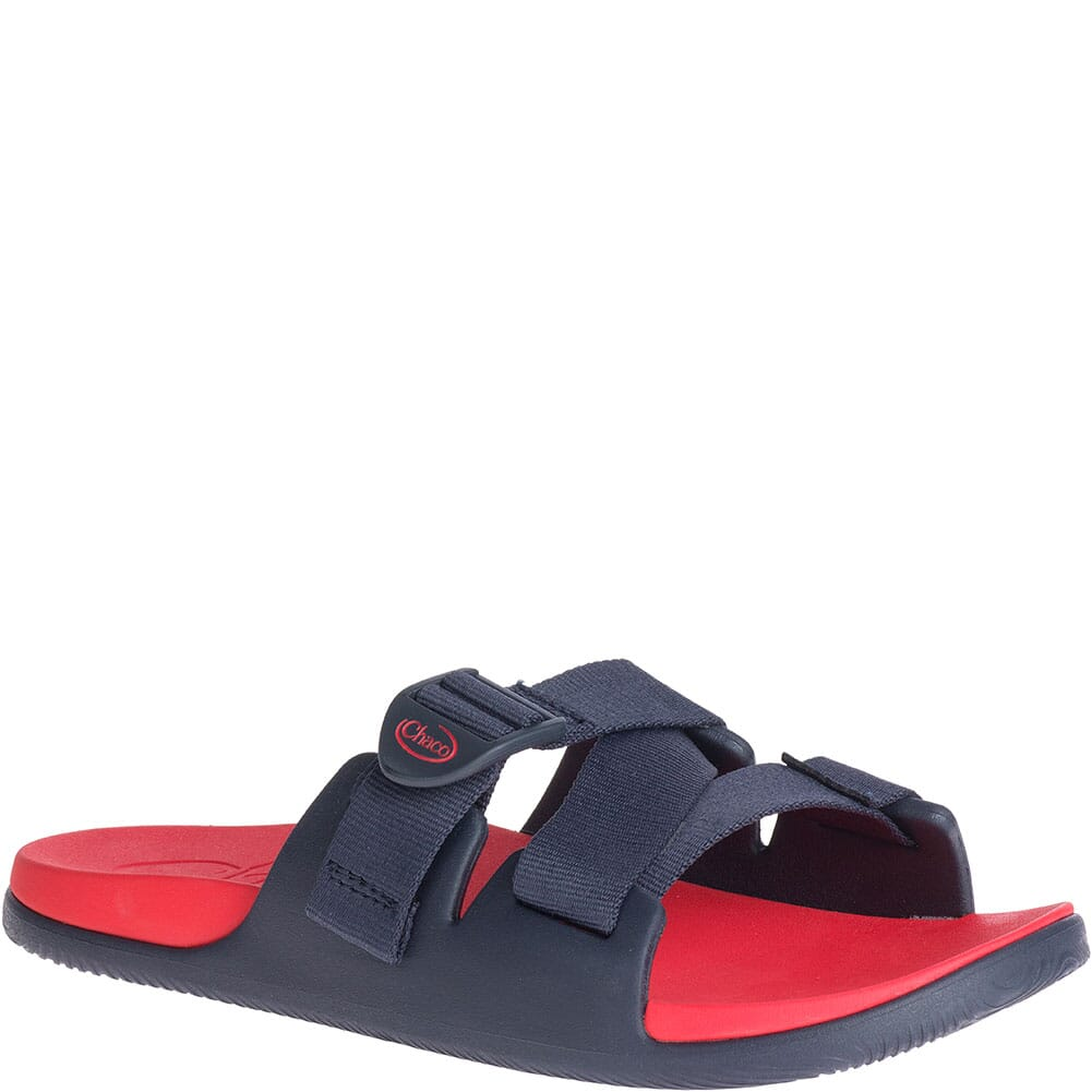 Image for Chaco Women's Chillos Slides - Navy from elliottsboots