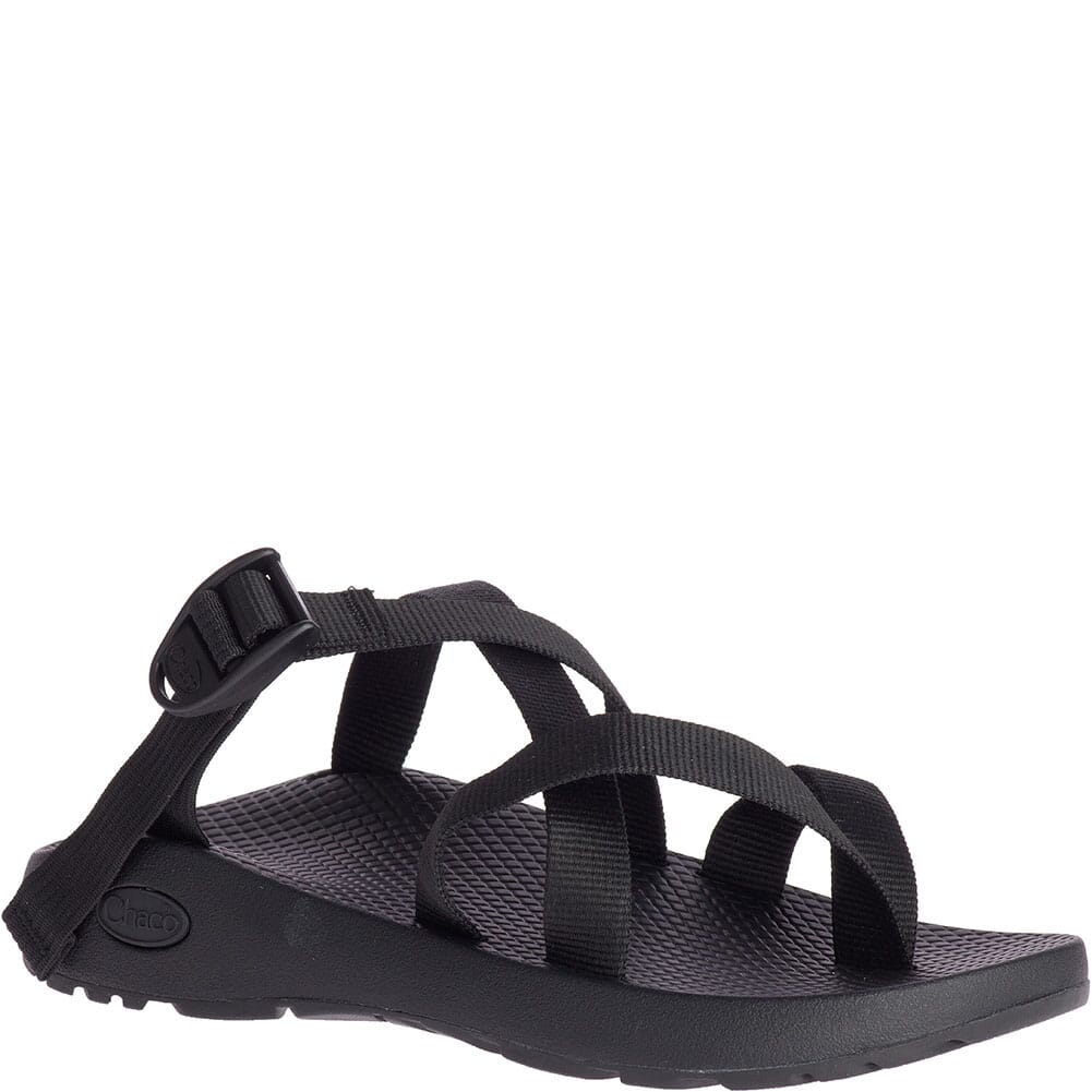 Image for Chaco Women's Tegu Sandals - Solid Black from bootbay