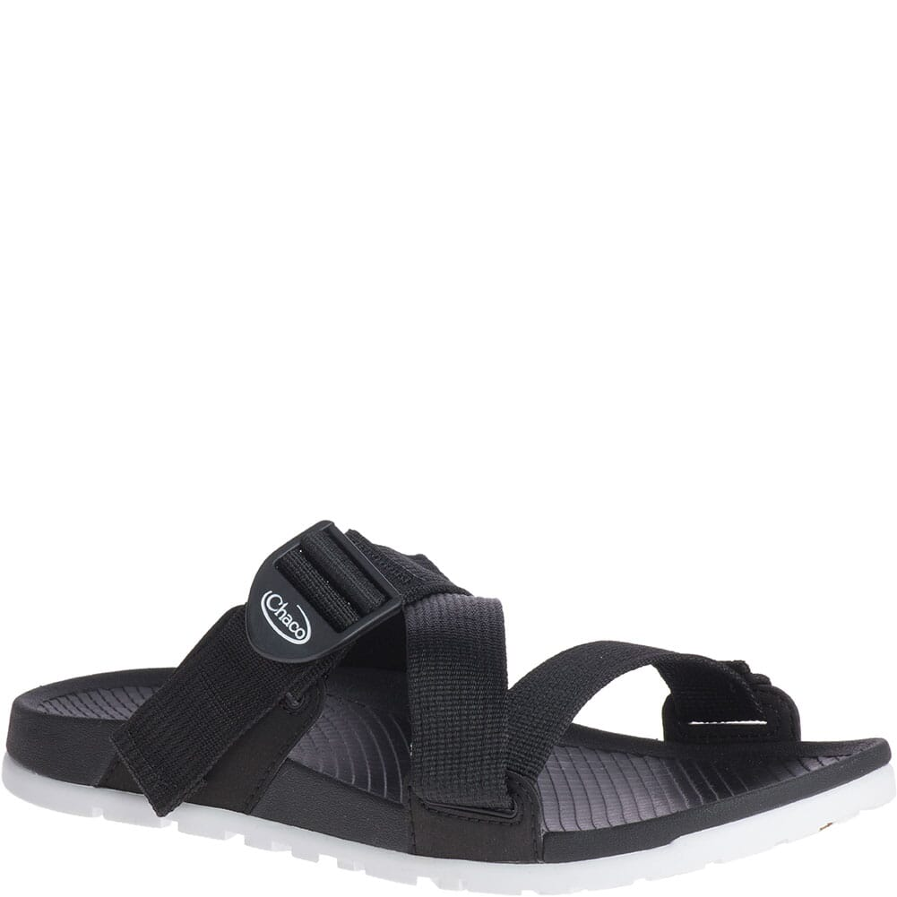 Image for Chaco Women's Lowdown Slides - Black from bootbay