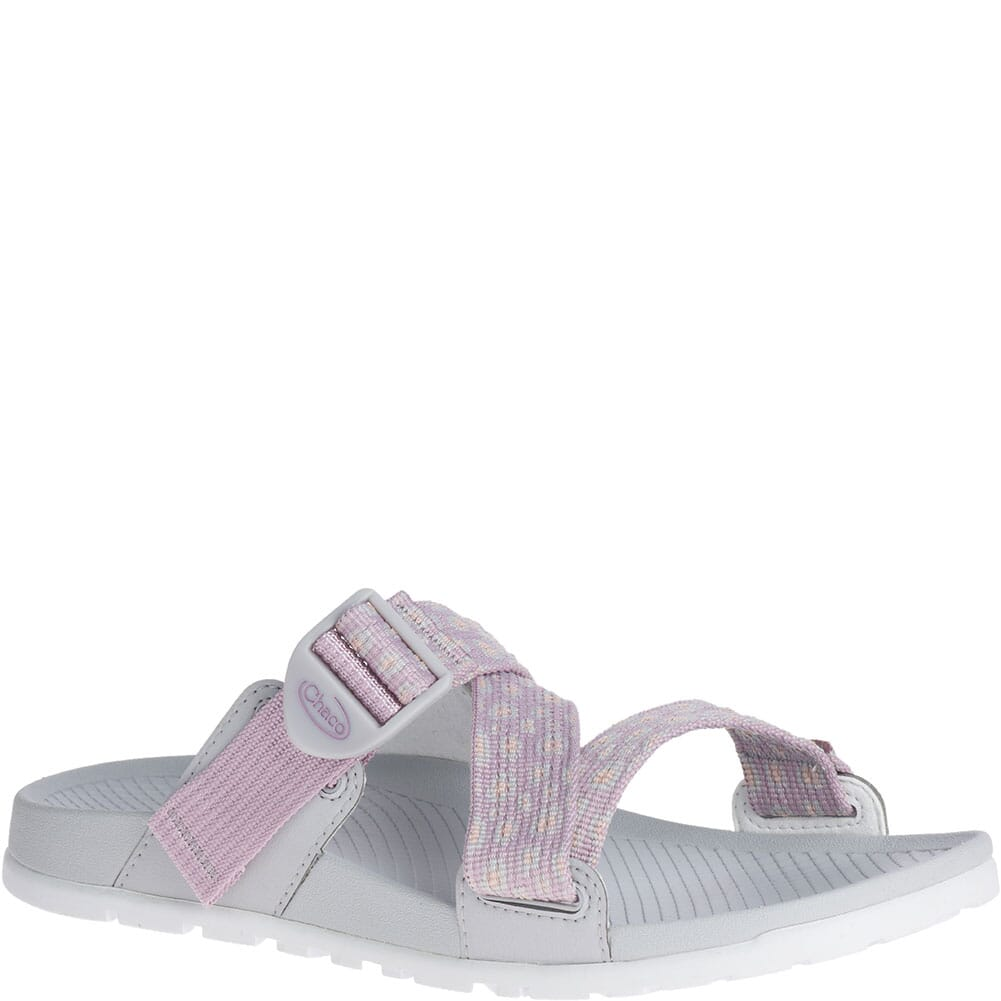 Image for Chaco Women's Lowdown Slides - Mauve from bootbay