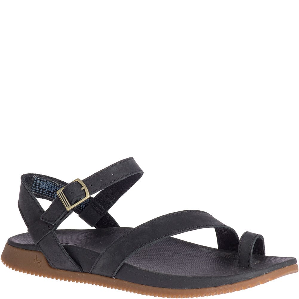 Image for Chaco Women's Tulip Sandals - Black from elliottsboots