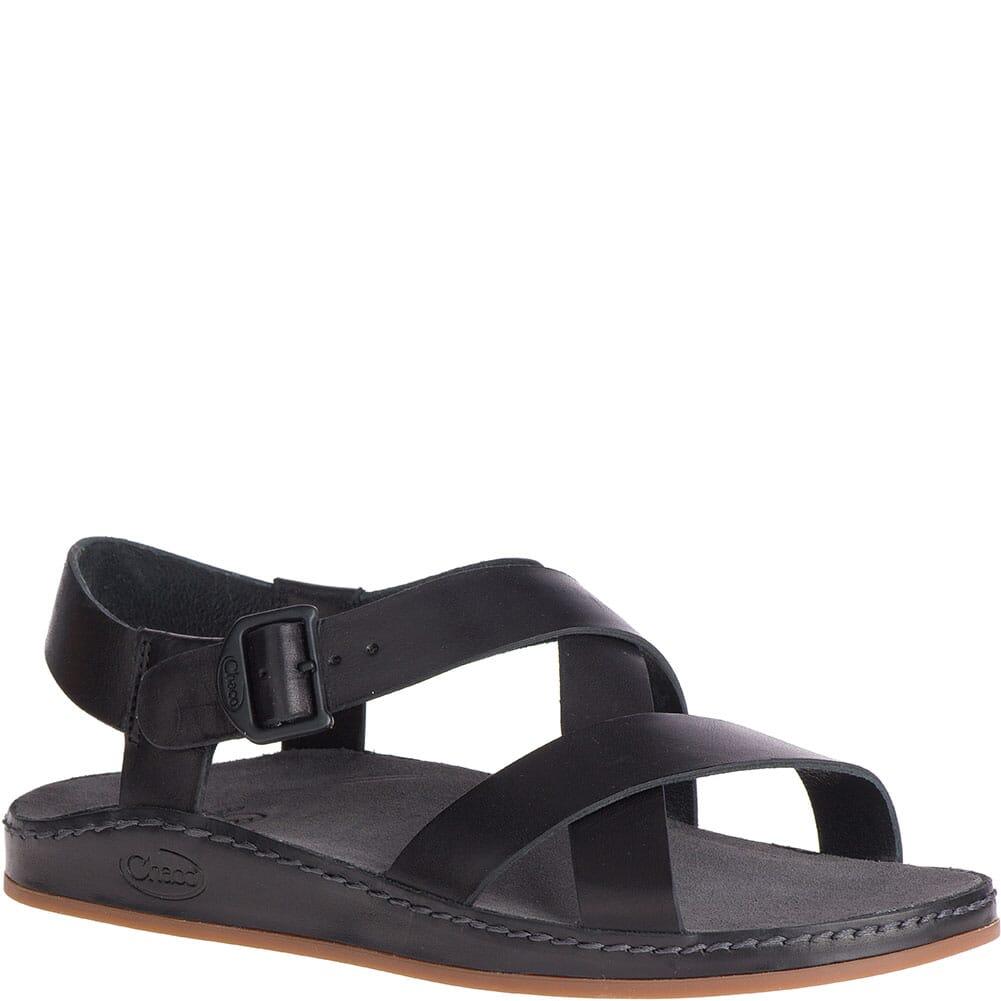 Image for Chaco Women's Wayfarer Sandals - Black from elliottsboots