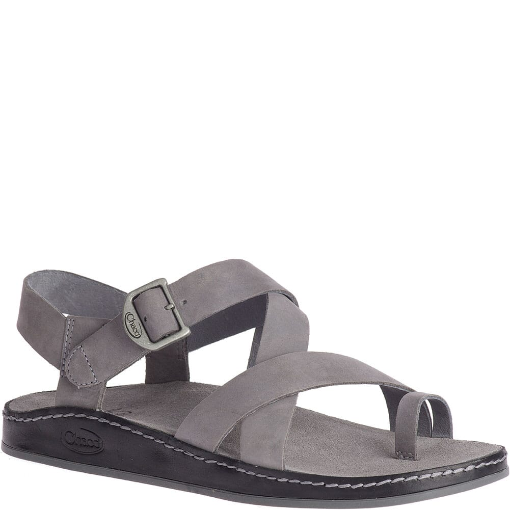 Image for Chaco Women's Wayfarer Loop Sandals - Gray from bootbay
