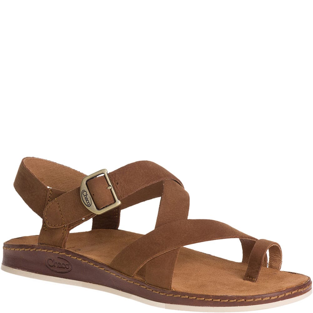 Image for Chaco Women's Wayfarer Loop Sandals - Toffee from elliottsboots
