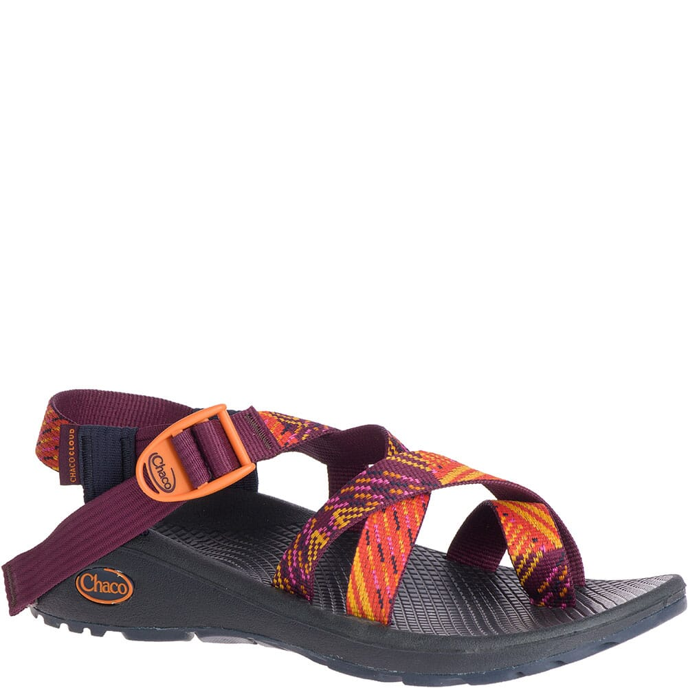 Image for Chaco Women's Z/Cloud 2 Sandals - Totem Navy from bootbay