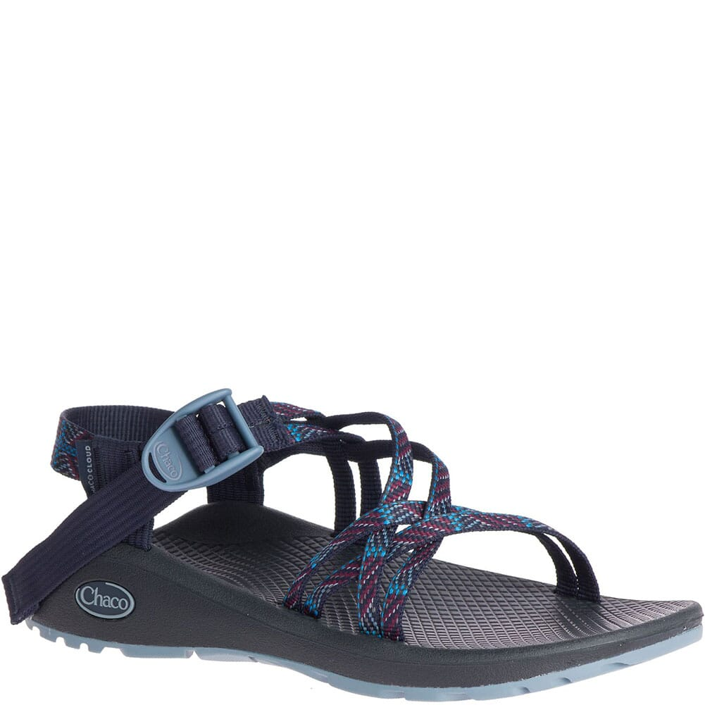 Image for Chaco Women's Z/Cloud X Sandals - Lean Navy from elliottsboots