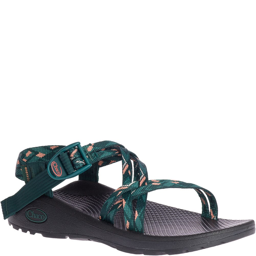 Image for Chaco Women's Z/Cloud X Sandals - Warren Pine from elliottsboots