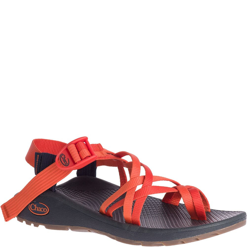Image for Chaco Women's Z/Cloud X2 Wide Sandals - Tiger Grenadine from elliottsboots
