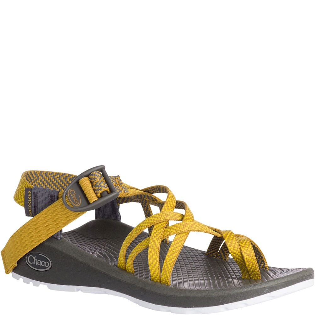 Image for Chaco Women's Z/Cloud X2 Sandals - Marigold from elliottsboots