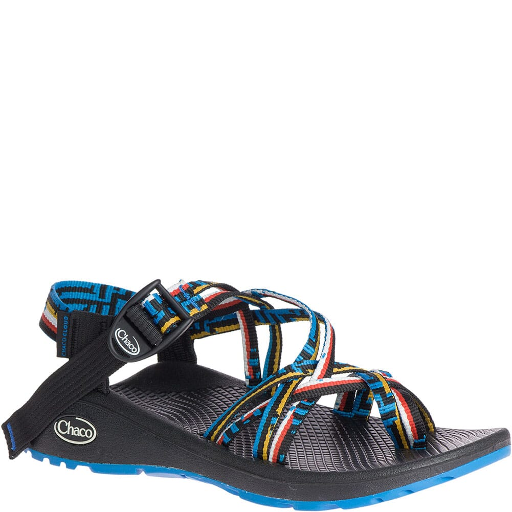 Image for Chaco Women's Z/Cloud X2 Sandals - Misprint Blue from bootbay