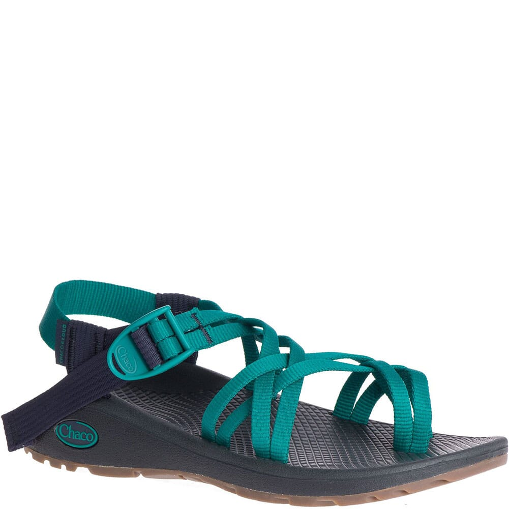 Image for Chaco Women's Z/Cloud X2 Sandals - Solid Everglade from elliottsboots
