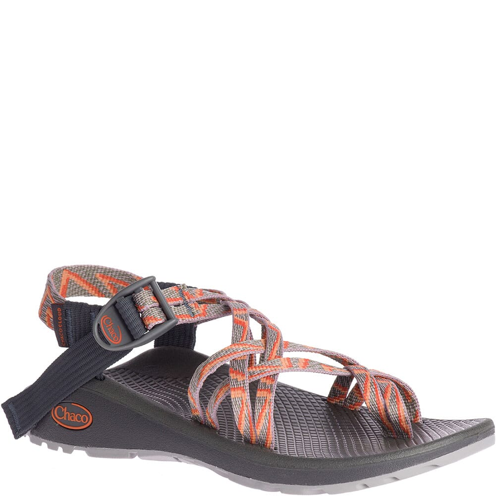 Image for Chaco Women's Z/Cloud X2 Sandals - Zigzang Tiger from elliottsboots