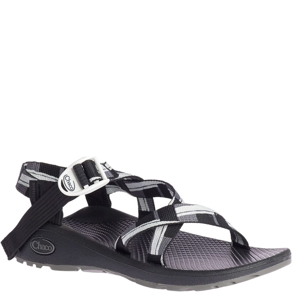 Image for Chaco Women's Z/Cloud Wide Sandals - Eitherway B+W from bootbay