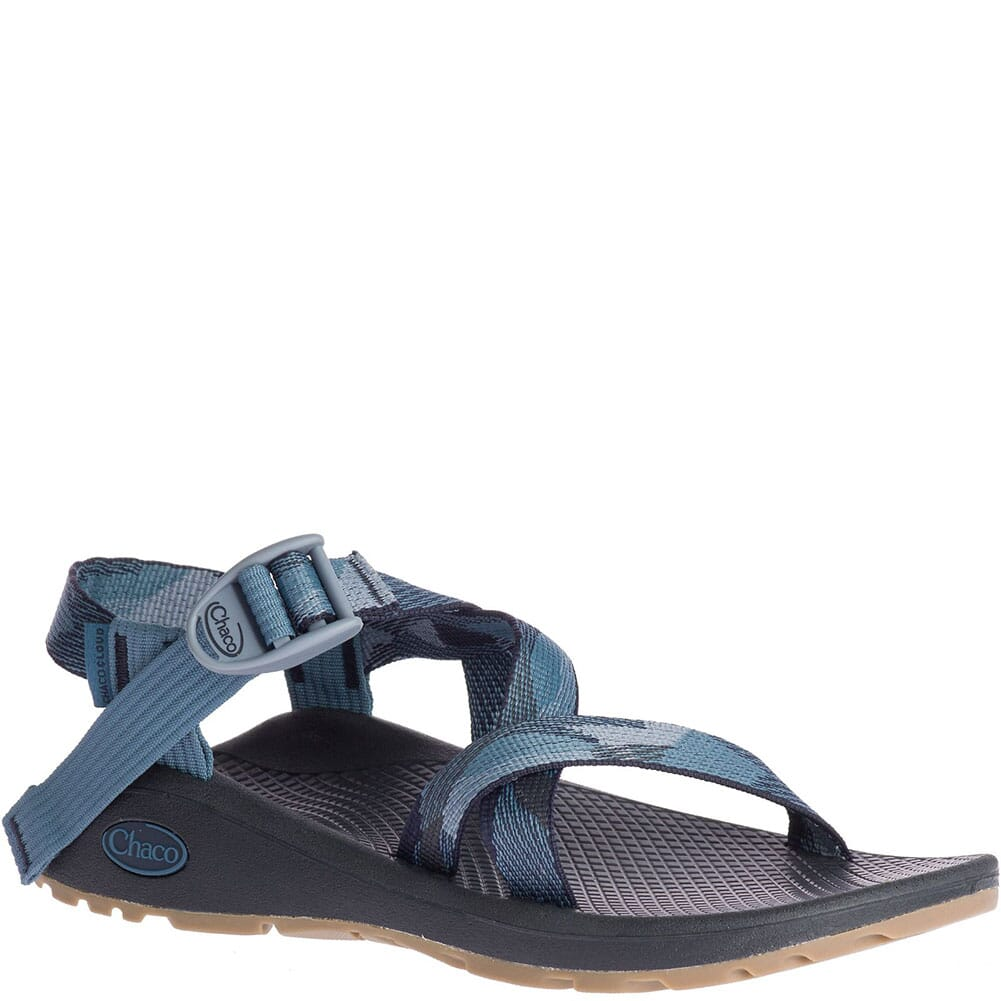 Image for Chaco Women's Z/Cloud Wide Sandals - Rambling Navy from elliottsboots