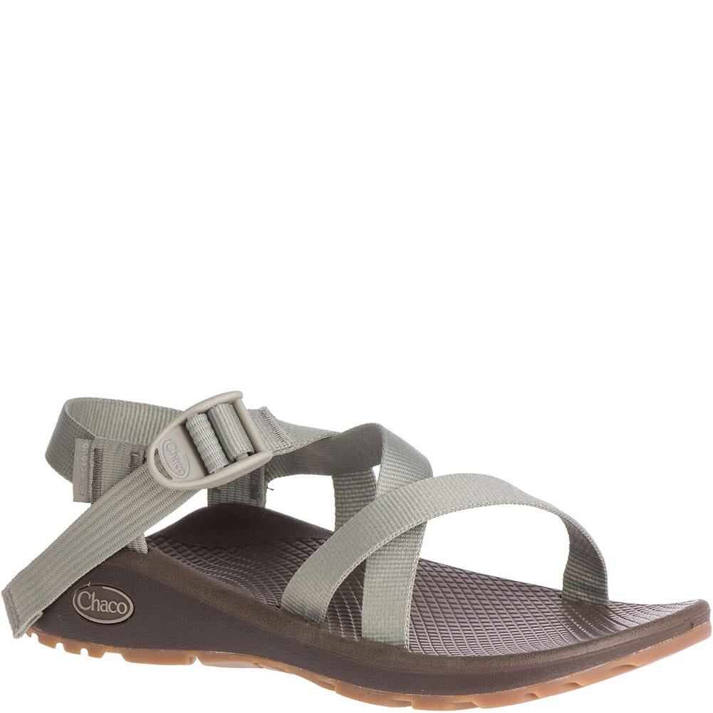 Image for Chaco Women's Z/Cloud Wide Sandals - Solid Moon Rock from elliottsboots