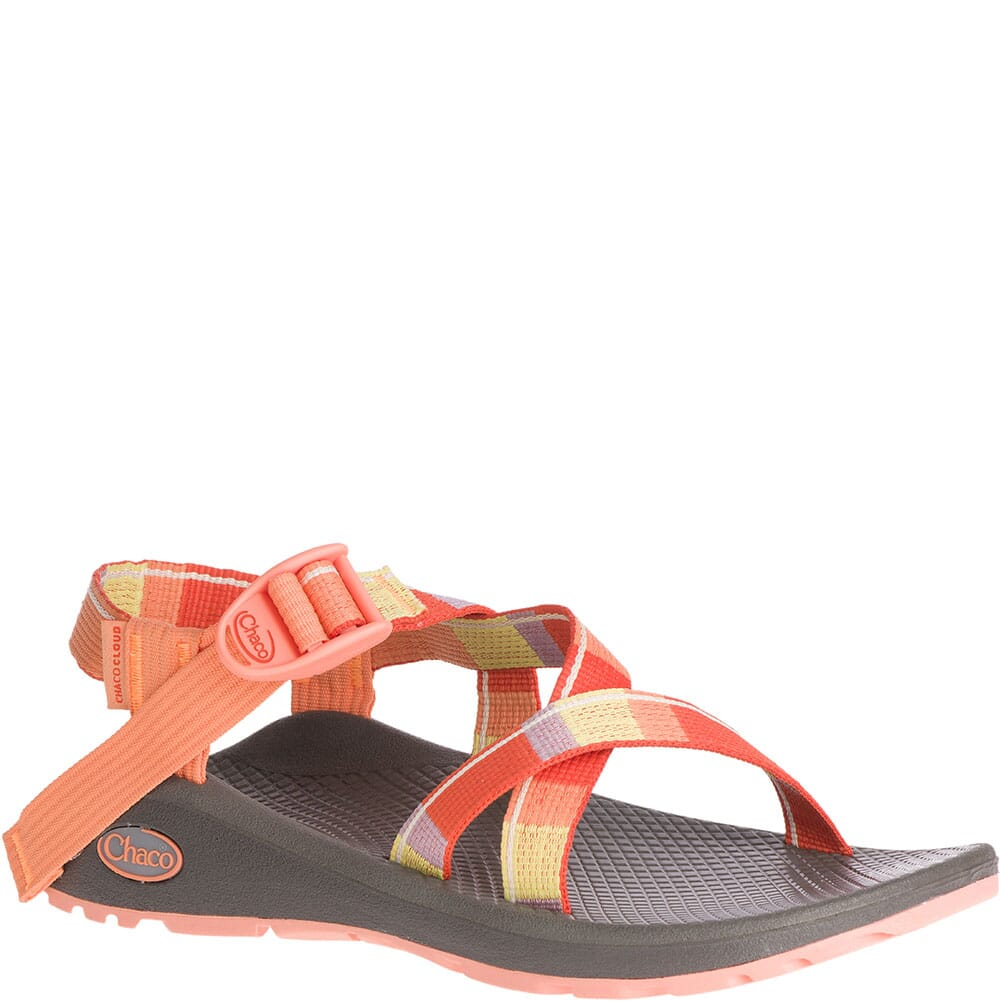 Image for Chaco Women's Z/Cloud Wide Sandals - Topline Tiger from elliottsboots