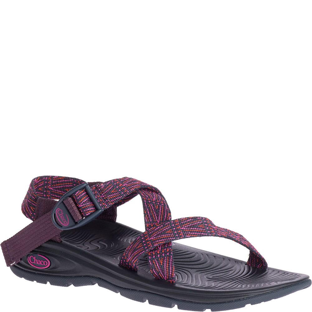 Image for Chaco Women's Z/Volv Sandals - Wayway Navy from bootbay