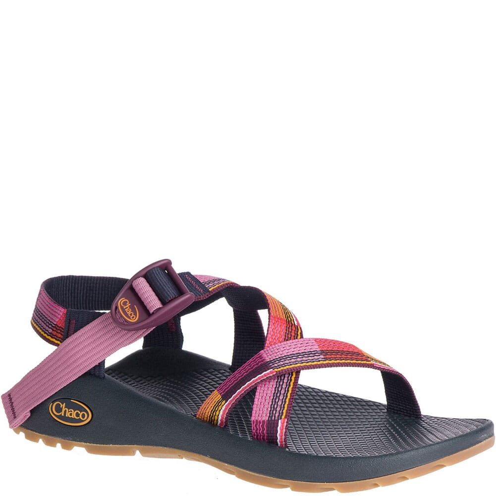 Image for Chaco Women's Z/1 Classic Sandals - Errorweave Navy from elliottsboots