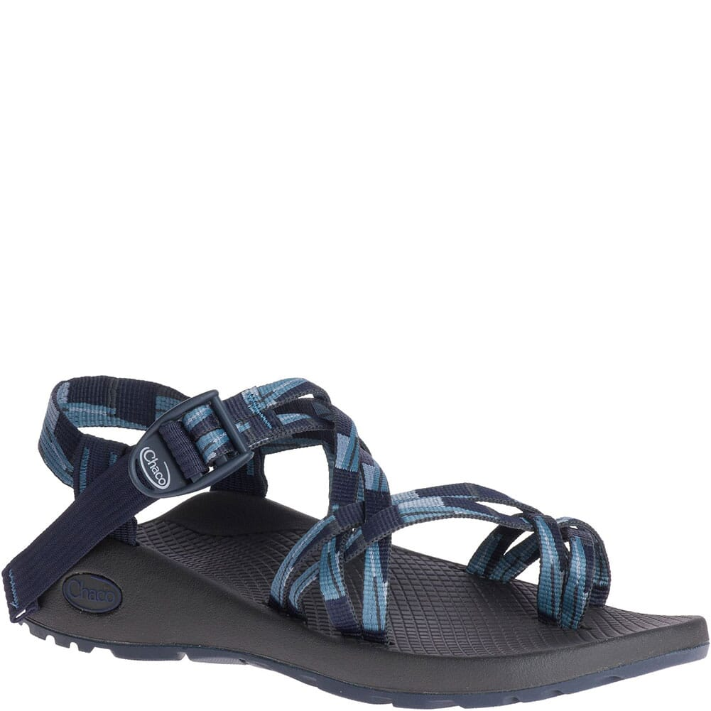 Image for Chaco Women's ZX/2 Classic Sandals - Eitherway Navy from elliottsboots