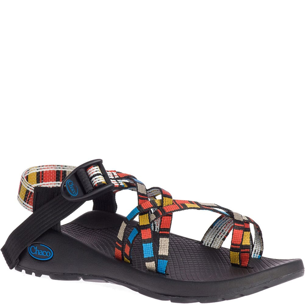 Image for Chaco Women's ZX/2 Classic Sandals - Lineup Cerulean from elliottsboots