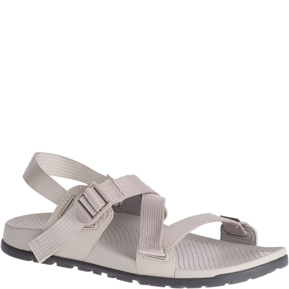 Image for Chaco Women's Lowdown Sandals - Light Grey from elliottsboots