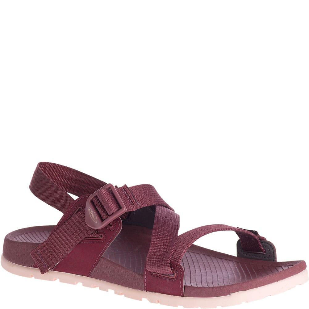 Image for Chaco Women's Lowdown Sandals - Port from elliottsboots