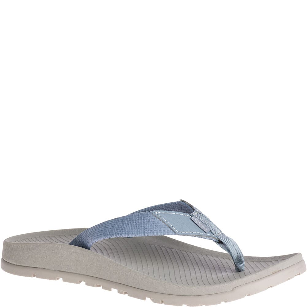 Image for Chaco Women's Lowdown Flip Flops - Tradewinds from bootbay