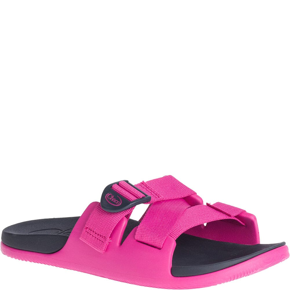 Image for Chaco Women's Chillos Slides - Magenta from bootbay