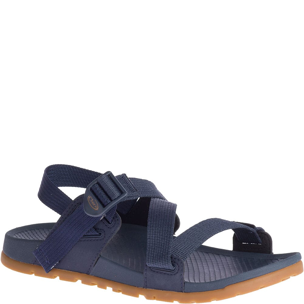 Image for Chaco Women's Lowdown Sandals - Navy from elliottsboots