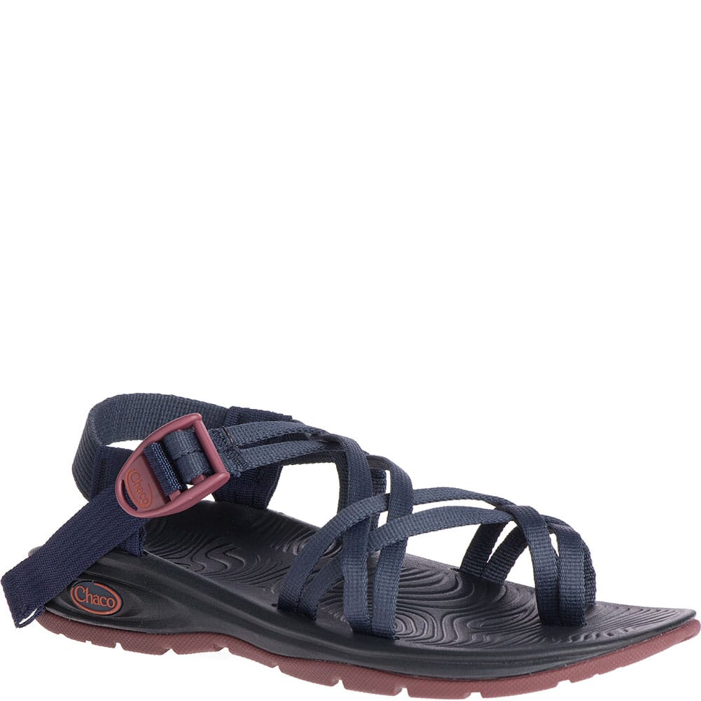 Image for Chaco Women's Z/Volv X2 Sandals - Solid Navy from bootbay