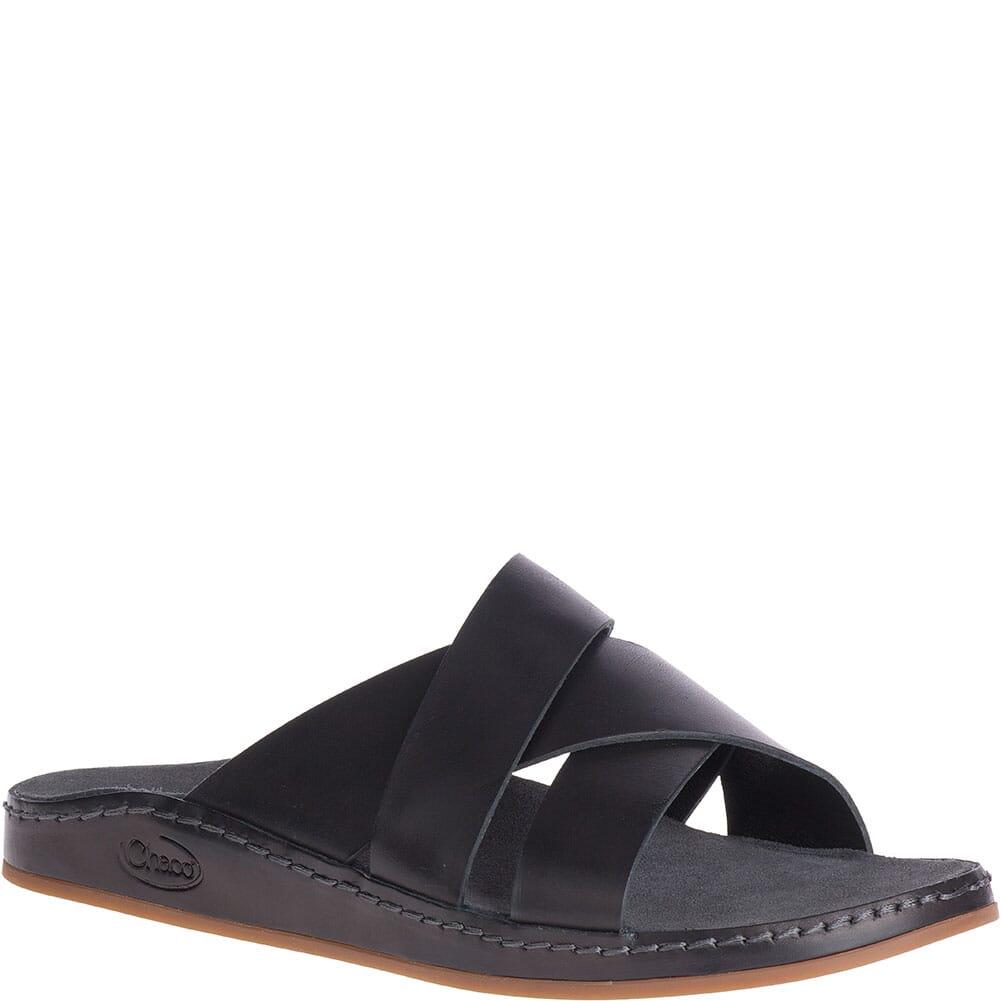 Image for Chaco Women's Wayfarer Slide Sandals - Black from elliottsboots