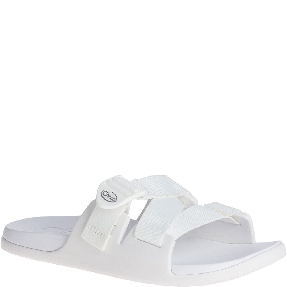 Image for Chaco Women's Chillos Slides - White from bootbay
