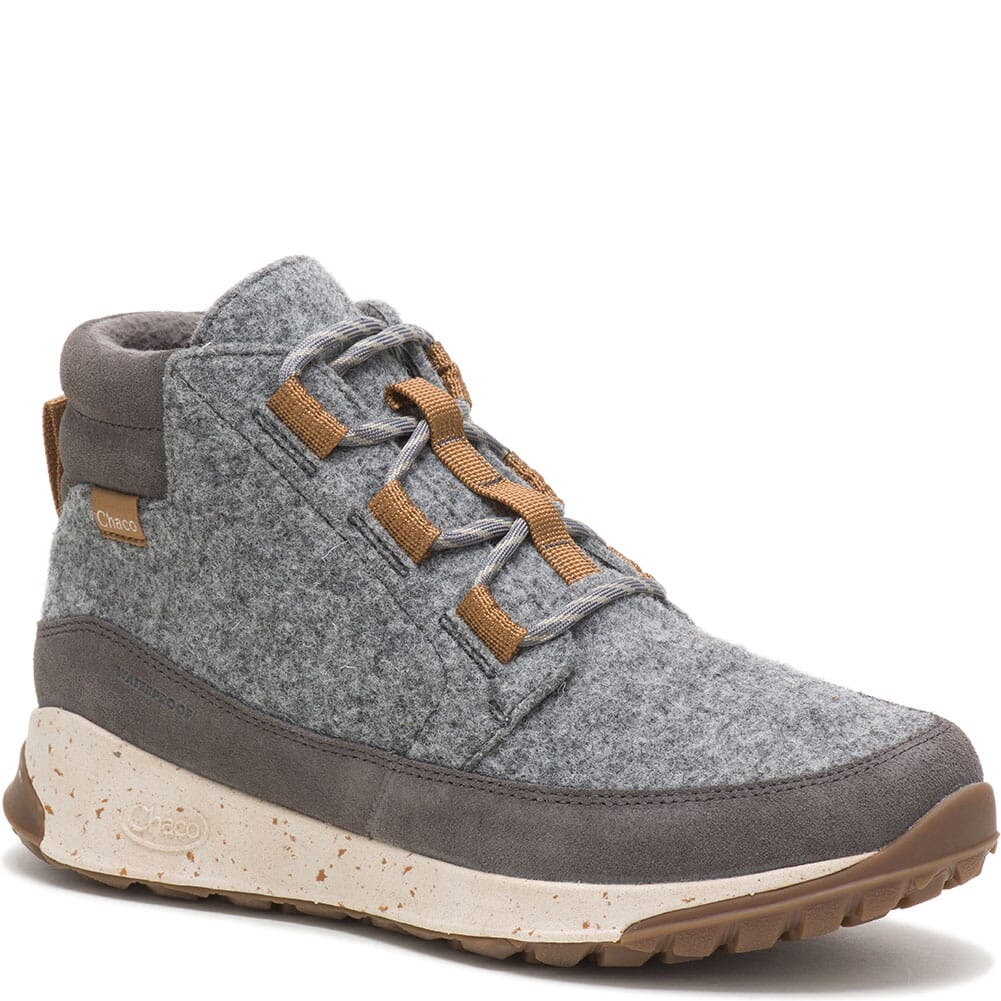 Image for Chaco Women's Borealis Ledge WP Casual Boots - Gray from bootbay