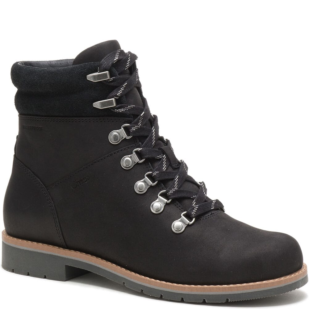 Image for Chaco Women's Cataluna Explorer Boots - Black from bootbay