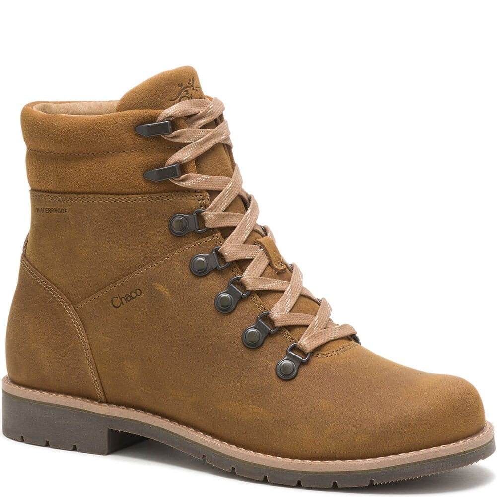 Image for Chaco Women's Cataluna Explorer Boots - Bronze from bootbay