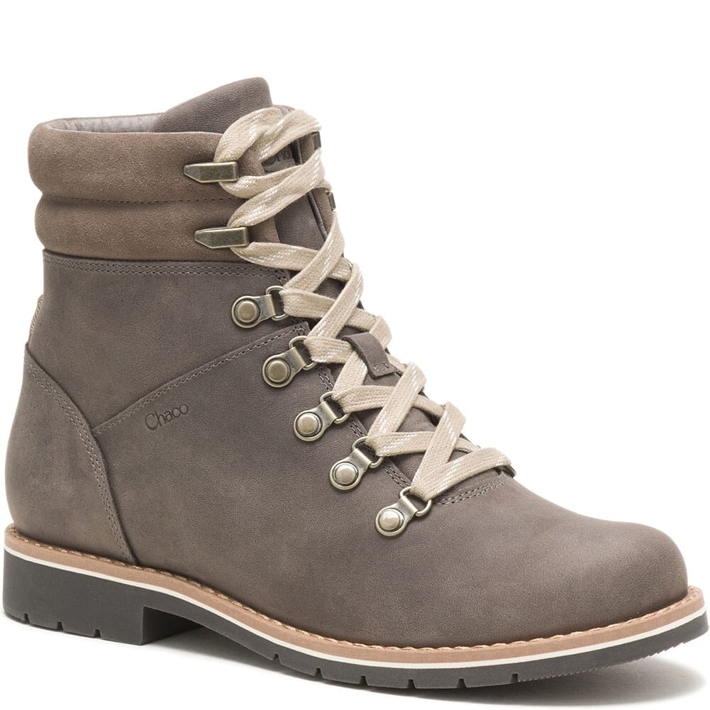 Image for Chaco Women's Cataluna Explorer Boots - Morel Brown from bootbay