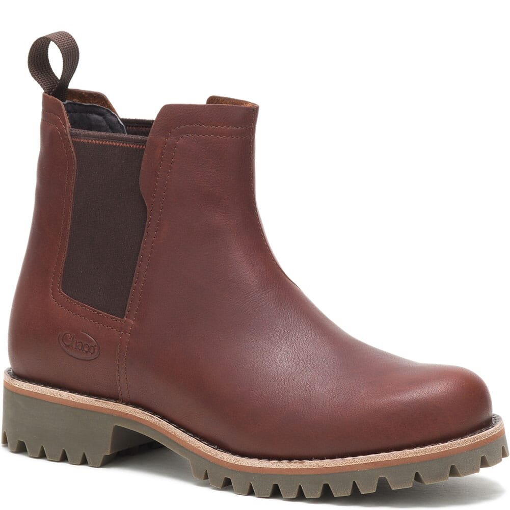 Image for Chaco Women's Fields Chelsea WP Casual Boots - Barley from bootbay