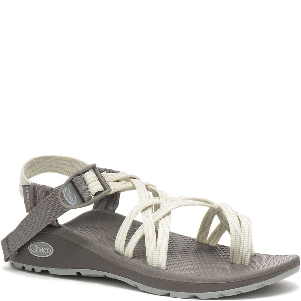 Image for Chaco Women's Z/Cloud X2 Sandals - Serpent Cream from elliottsboots