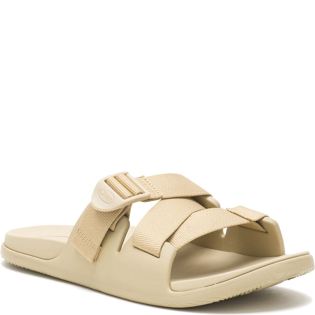 Image for Chaco Women's Chillos Slides - Taupe from elliottsboots