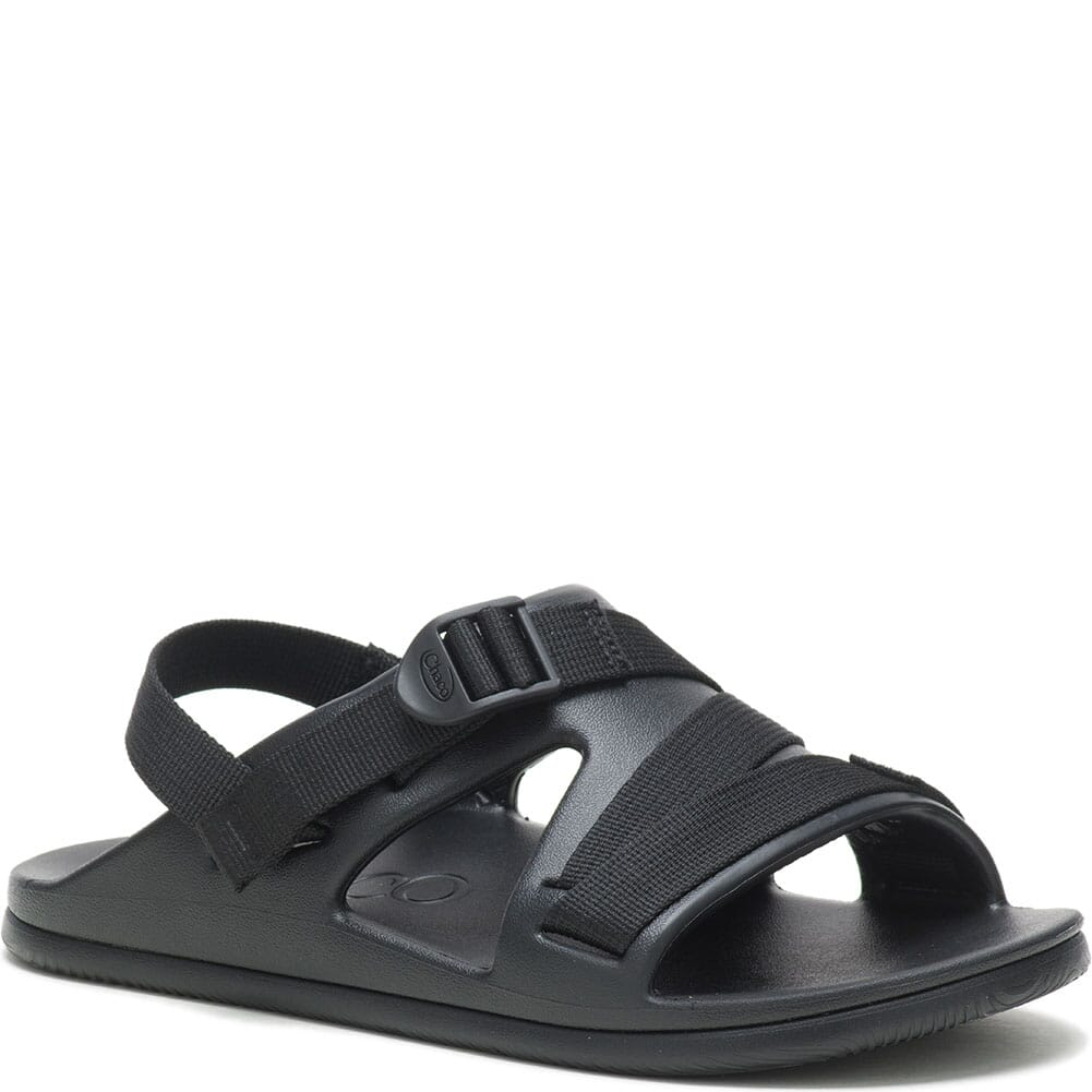 Image for Chaco Women's Chillos Sport Sandals - Black from elliottsboots