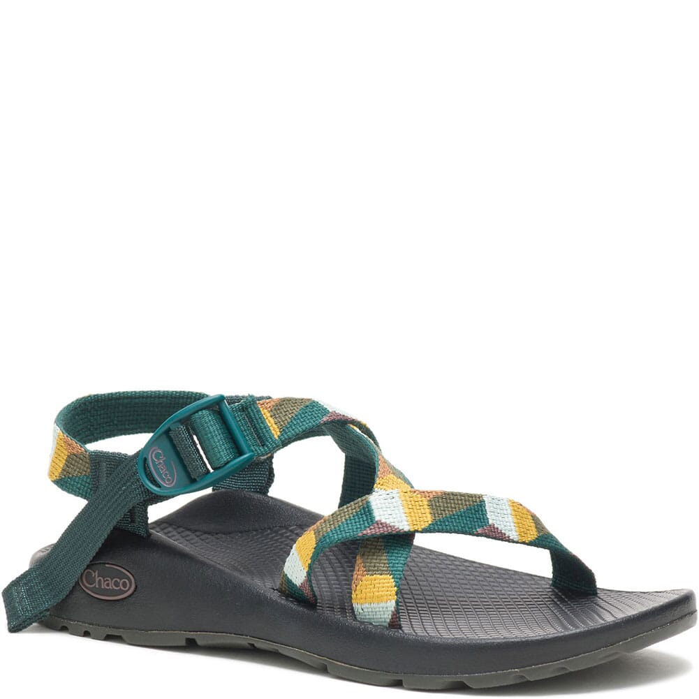 Image for Chaco Women's Z/1 Classic Sandals - Inlay Moss from elliottsboots