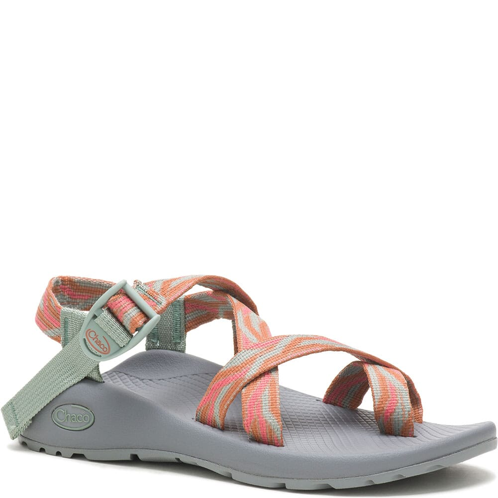 Image for Chaco Women's Z/2 Classic Sandals - Going On Aqua Gray from bootbay