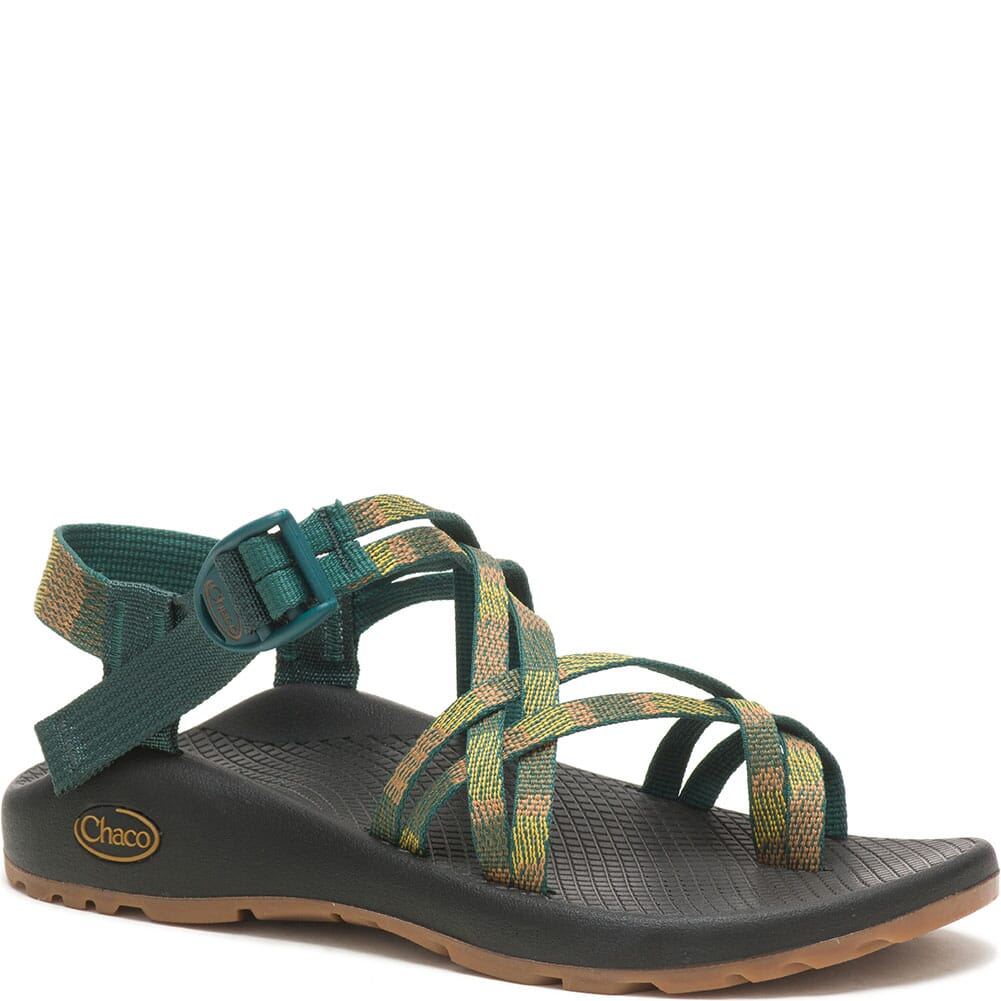 Image for Chaco Women's ZX/2 Classic Sandals - Weave Moss from elliottsboots