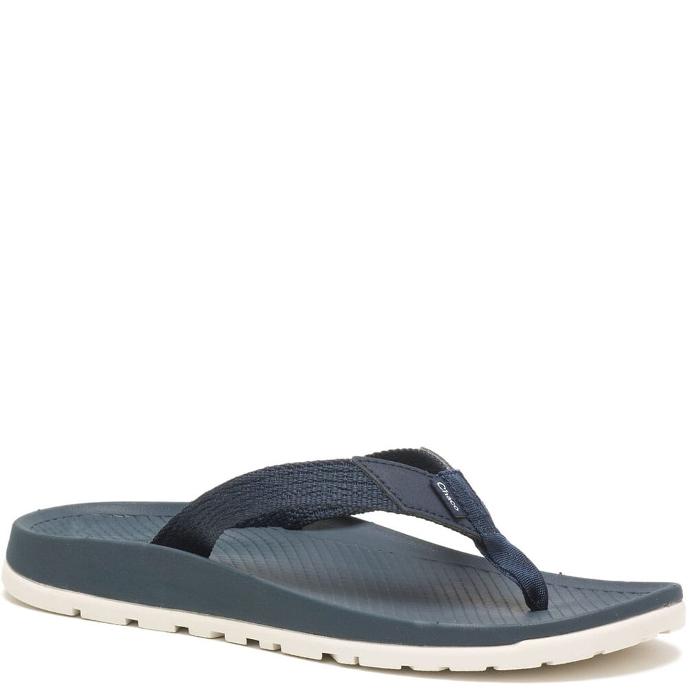 Image for Chaco Women's Lowdown Flip Flops - Navy from bootbay