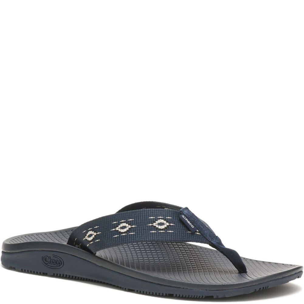 Image for Chaco Women's Classic Flip Flop - Oculi Navy from elliottsboots