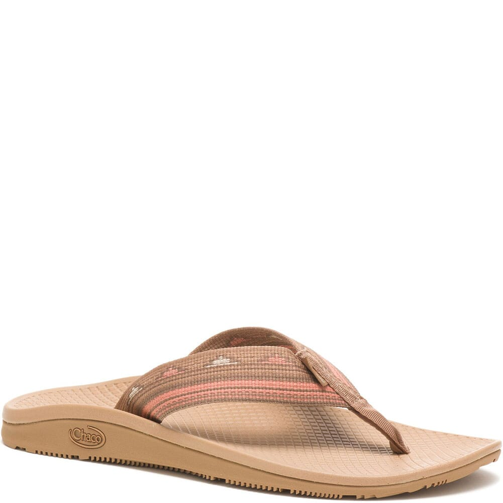 Image for Chaco Women's Classic Flip Flop - Notch Tan from elliottsboots