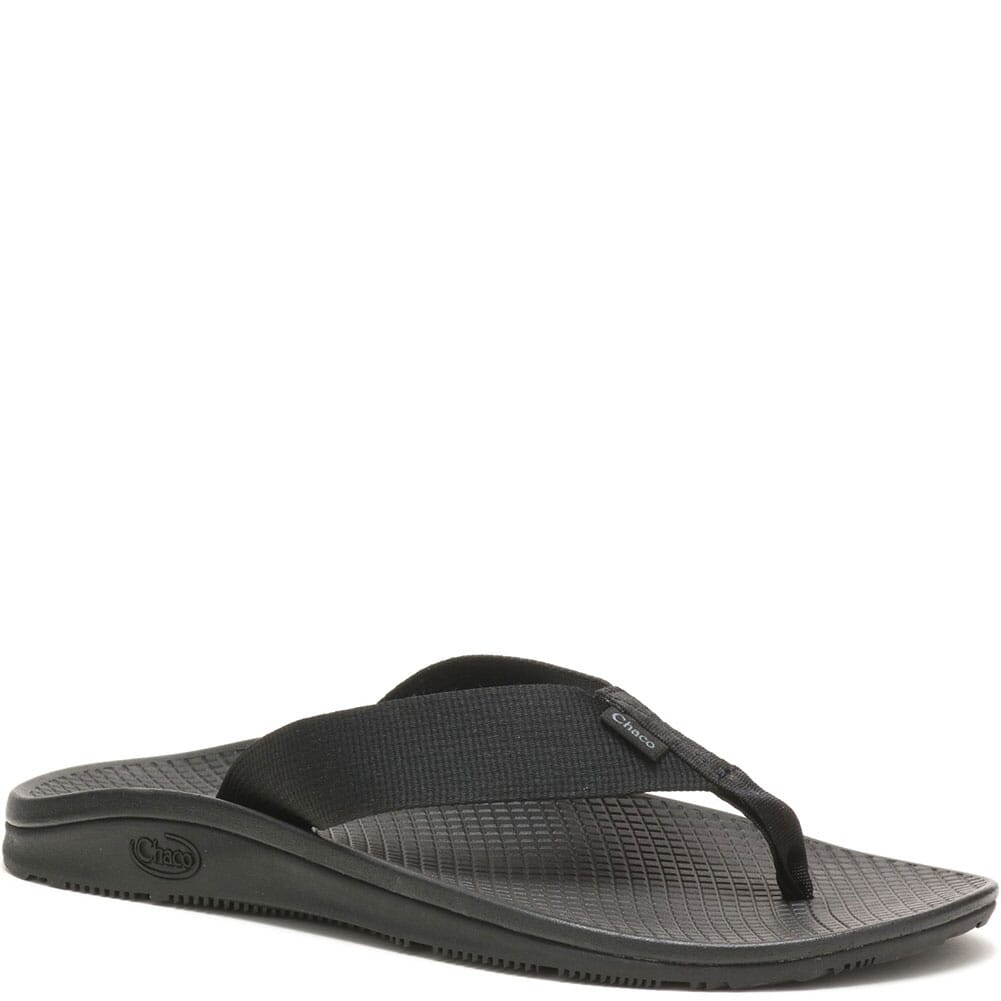 Image for Chaco Women's Classic Flip Flop - Solid Black from elliottsboots