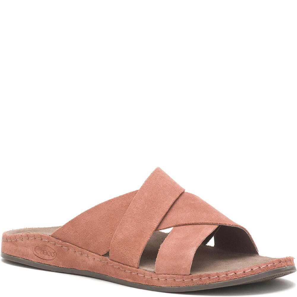 Image for Chaco Women's Wayfarer Slide Sandals - Clay from bootbay
