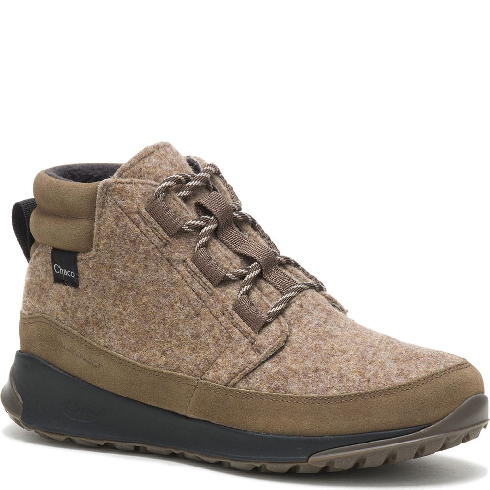 Image for Chaco Women's Borealis Ledge WP Casual Boots - Natural Brown from bootbay