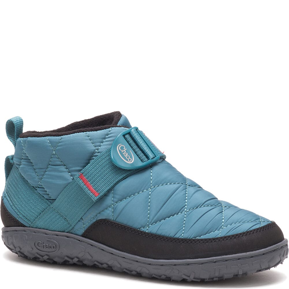 Image for Chaco Women's Ramble Puff Casual Slippers - Glacier Blue from bootbay